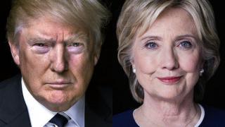 Trump y Clinton, opiniones sobre el poker online