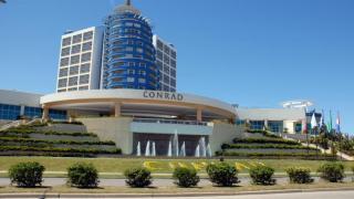 El Enjoy Conrad Casino de Punta del Este