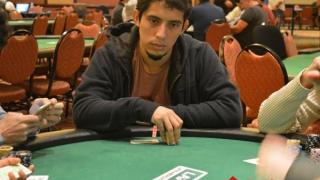 Diego Ventura estará por primera vez en las WSOP
