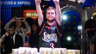 ganador de la WSOP