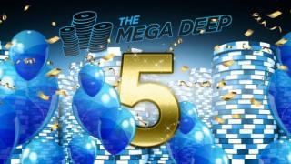 El Mega Deep de 888poker está de aniversario