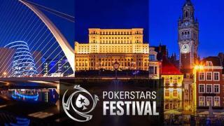 Lille, Bucarest y Dublín, paradas del PokerStars Festival