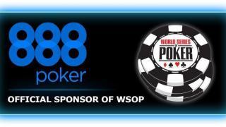 888poker será el patrocinador oficial de las WSOP
