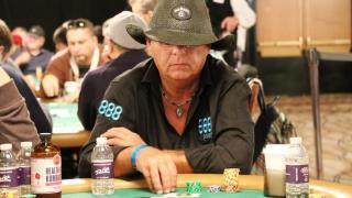 Tommy Yates durante las últimas WSOP