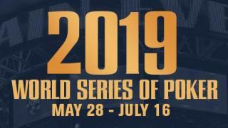 Calendario WSOP 2019