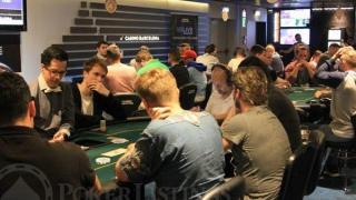 Sala del Casino Barcelona para el 888Live