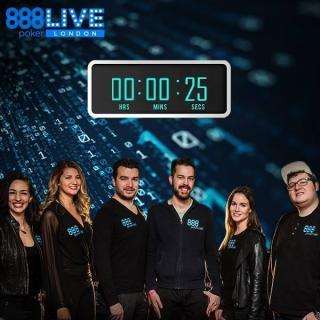El 888Live Festival viaja a Londres