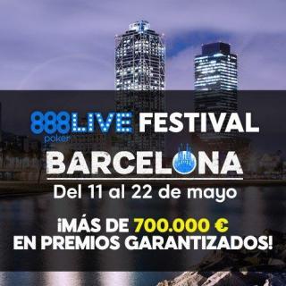 888poker vuelve a Casino Barcelona