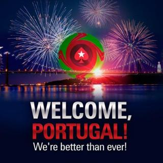 PokerStars ya opera en Portugal