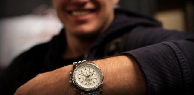 Doug Polk Reloj2