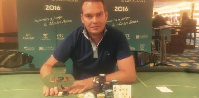 Javier Escamez se lleva el LNP Ceuta