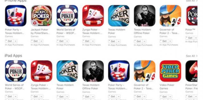 Las mejores Apps de poker gratis para Android e iOS en 2017