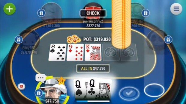 Jackpot Poker es la aplicación de PokerStars gratuita para dispositivos