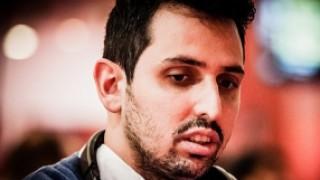 El jugador español Sergio Aído,