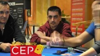 Raúl Andrades, en una de las mesas del CEP 2015