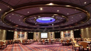 Salón de poker del Casino Gran Madrid de Torrelodones