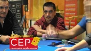 Raúl Andrades no pudo aprovechar la oportunidad para ser campeón.
