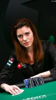 Celeste Onorá, la Team Pro Online de PokerStars en Argentina, juega poker online