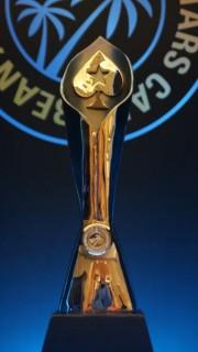 Pica Dorada que se entrega a cada vencedor de la PokerStars Caribbean Adventure