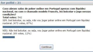 La encuesta de los jugadores portugueses dice claramente Si al boicot
