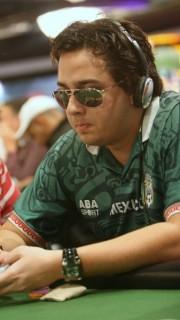 JC Alvarado, la esperanza mexicana en el poker mundial