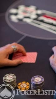El estilo de vida de los jugadores de poker, a escena