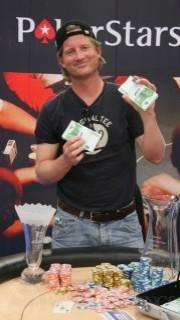 Reuben Peters fue el último ganador del Main Event del EPT de Dublín en 2007