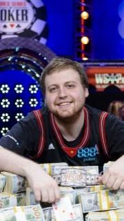 Joe McKeehen fue el vencedor el año pasado del Main Event de las WSOP 2015