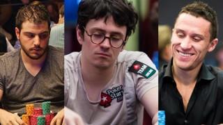 Stern, Haxton y Dvoress se reunieron con la cúpula de Amaya Gaming