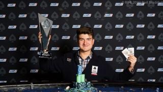 Dzmitry Urbanovich, campeón del EPT de Dublín 2016