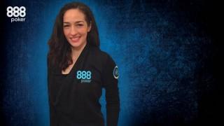Kara Scott se ha convertido en la nueva pro de 888poker