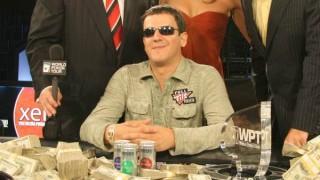 Juan Carlos Mortensen, entre las apuestas para llevarse las WSOP
