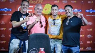 Cuatro Finalistas CEP Alicante