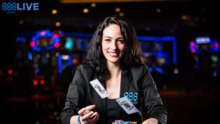 Kara Scott, embajadora de 888poker