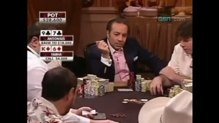 Sam Farha en High Stakes Poker