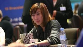 Kitty Kuo, ¿la jugadora más inspiradora?