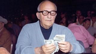 Johnny Moss Dinero