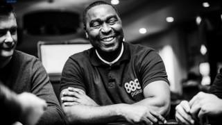 Andy Cole, disputando el 888poker Live Series de Londres