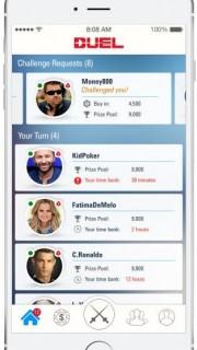 Duel es la aplicación de PokerStars para jugar con tus amigos