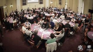 Field del Casino de Marrakech donde se ha celebrado las WSOPC Marrakech 2016