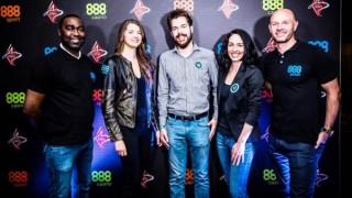 888poker contó con cinco profesionales para su torneo 888Local Live de Londres