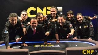 La Organización del CNP se lo pasa a lo grande organizando torneos