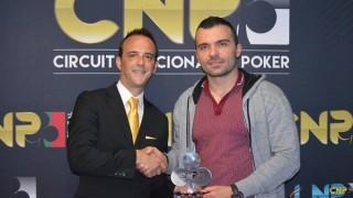 Petrov se llevó la prueba del MiniCNP en Varna
