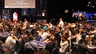 Field del European Poker Tour de Montecarlo