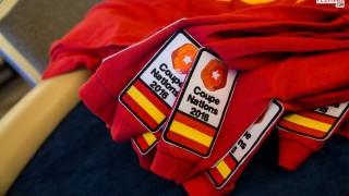 Las camisetas oficiales de España para la Copa de Naciones de Tánger