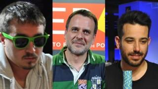 Los tres últimos jugadores que se disputaron el CEP Alicante 2016