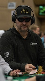 Phil Hellmuth WSOP