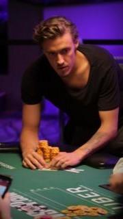 Max Kruse, jugando en las WSOP 2016