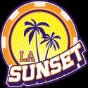 Logo Los Ángeles Sunset