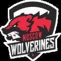 Logo Moscú Wolverines